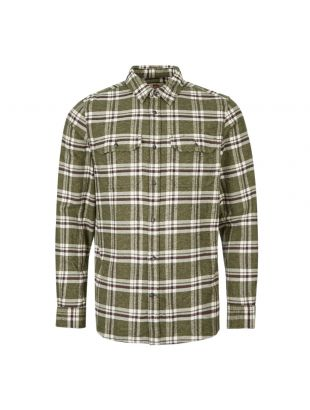 Shirt Ovik Heavy Flannel - Green