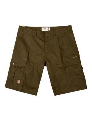 Fjallraven Shorts Karl | FF87224 633 Olive