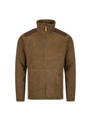 Sten Fleece - Dark Olive
