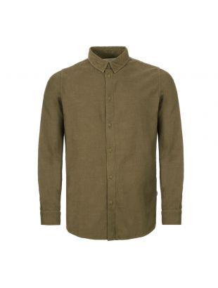 Cord Shirt - Green