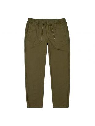 Folk Trousers | CI07W Khaki