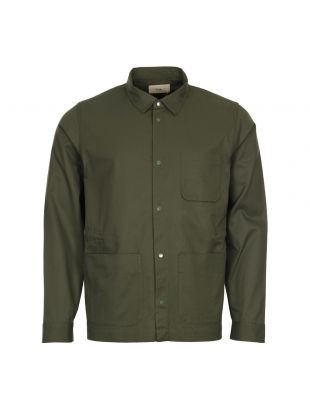 Folk Jacket Assembly | CI17W Military Green