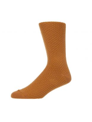 Folk Socks FM5270A YEL Golden Yellow