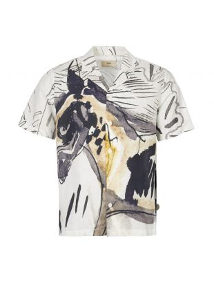 Folk Short Sleeve Shirt FP5217S ORP In Orpheus Print
