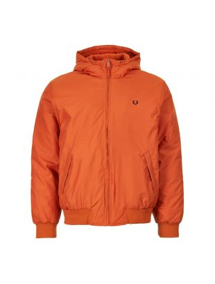 fred perry jacket brentham J5502 946 paprika