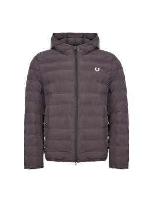 Fred Perry Insulated Jacket J7516 102 Black