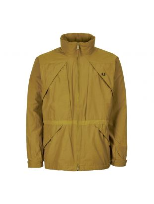 fred perry jacket offshore J5504 H18 olive coyote