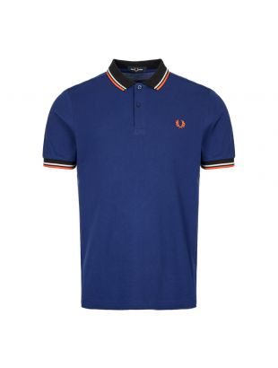 Polo Shirt - Medieval Blue