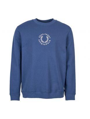 Sweatshirt - Dusk Blue