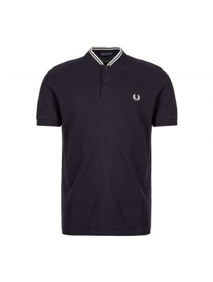 Fred Perry Shirt | M4526 248 Navy