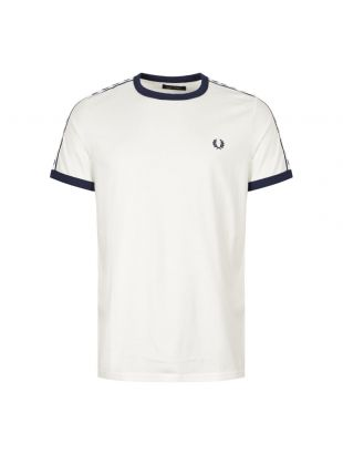 Fred Perry T-Shirt | M6347 B34 White