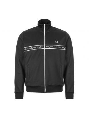 Track Jacket Taped - Black
