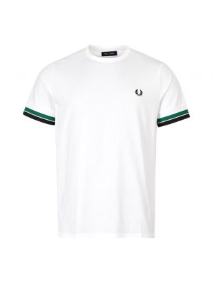 Fred Perry T-Shirt | M7539 100 White