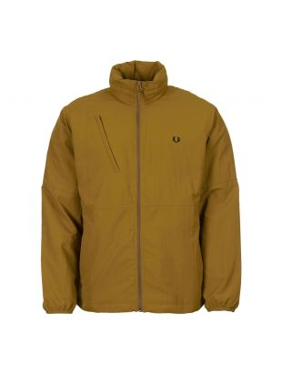 fred perry jacket J5517 H18 brown