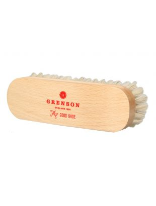 Grenson Horsehair Brush