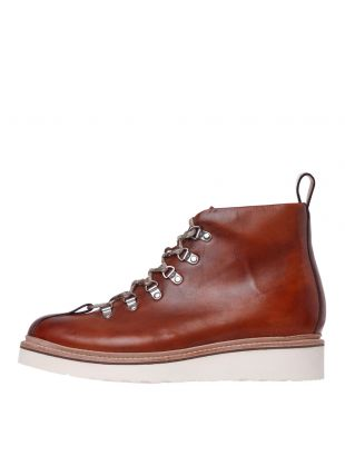 grenson bobby boots 112078 tan