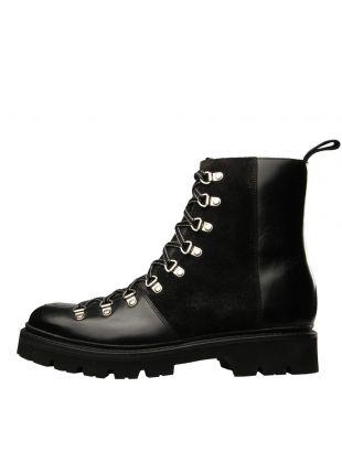 Grenson Brady Ski Boots Black15712 01