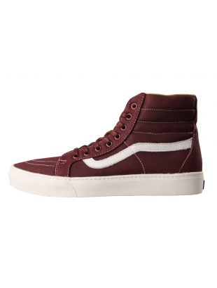 Vans Sk8-Hi Cup + Shoes in Port Royal