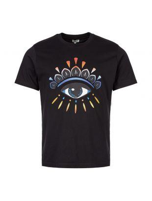 kenzo t-shirt F965TS0574YF 99 black