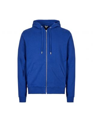 Kenzo Hoodie Zip | PF665BL7224MD 74 Blue