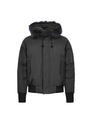 Kenzo Parka Jacket | PF965BL2001NK 99 Black