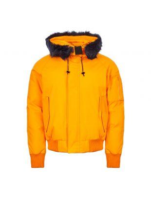 Kenzo Parka Jacket | PF965BL2001NK 41 Orange / Marigold