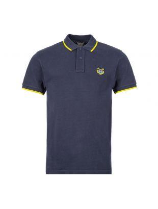 Kenzo Polo Shirt F005PO201 4BA 78 Navy