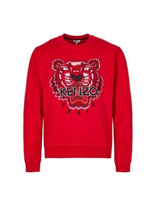 Kenzo Sweatshirt F965SW0014XA 21 In Red