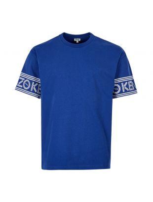 Kenzo T-Shirt | F565TS0434BD 74 French Blue
