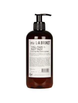 L:A Bruket Body Wash in No069 Lemongrass