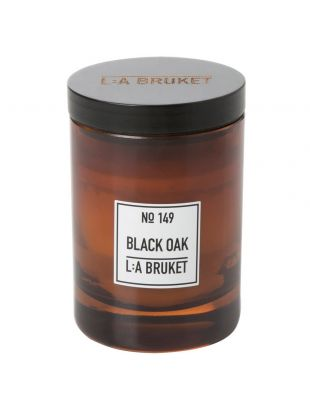 L:A Bruket Candle in No149 Black Oak 10572