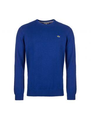Lacoste Jumper | AH3467 00 6Z4 Blue