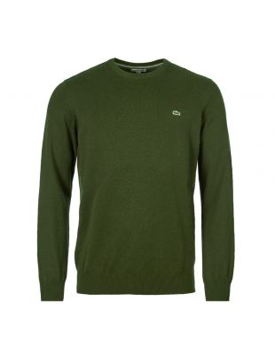 Lacoste Jumper | AH3467 00 6YP Green