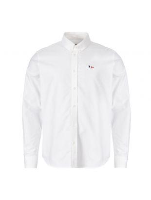 Shirt Fox Patch – White