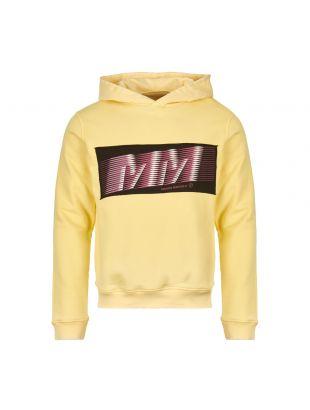 Maison Margiela Hoodie   S50GU0081 S25405 169 Yellow  