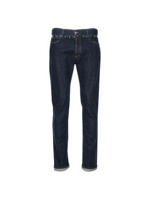 Maison Margiela Slim Fit Jeans   S30LA0121 S30561 469 Stone Wash