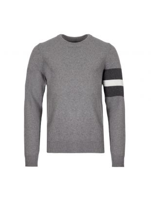 Maison Margiela Knitted Sweater | S50HA0903 S16824 001F Grey