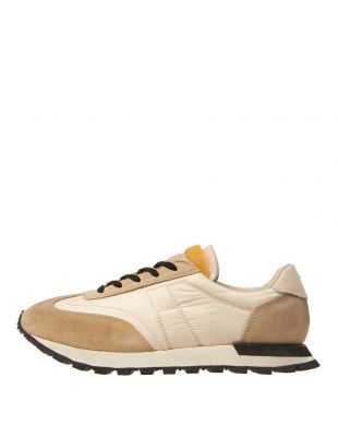 Maison Margiela Runner Low Sneakers S57WS0255 P0344 H2001 Beige