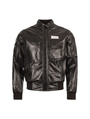 maison margiela sports jacket S50AM0377 SY1349 900 black