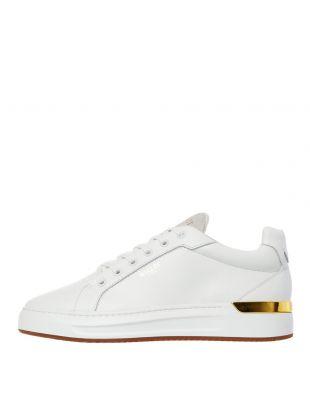 mallet footwear grftr trainers TE1055WHT white