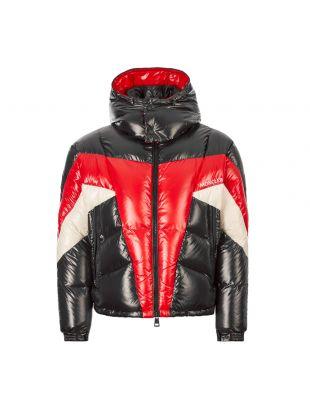 Moncler Jacket Anthime 41381|68950|999 In Black