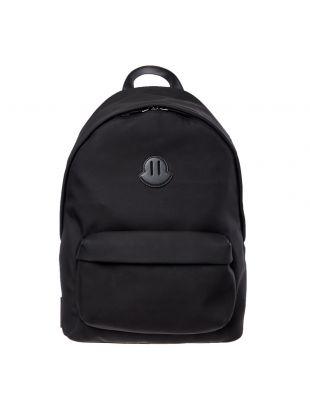 Moncler Backpack 00647 00 549ZM 999 Black