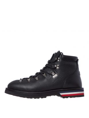 Moncler Boots Peak 10175 00 02S0G 999 black