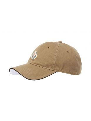 Moncler Cap 00212 00 0212C 070 Taupe