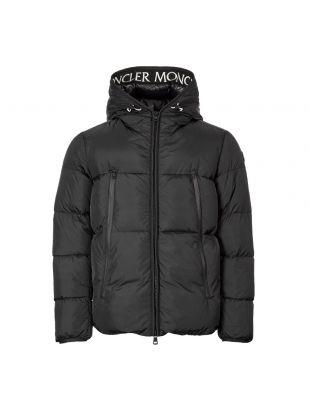 Moncler Jacket Montcla 41943 585 C0300 999 Black