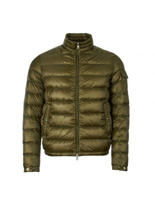 moncler jacket lambot 40393 99 53279 833 green