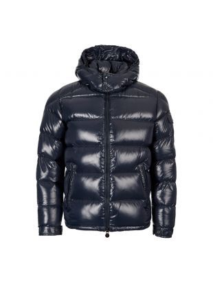 Moncler Maya Jacket | 40366 05 68950 742 Navy