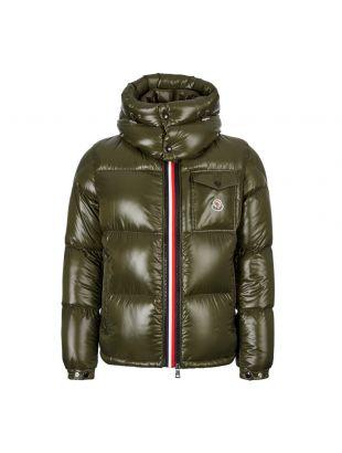Moncler Jacket Montbeliard | 41803 05 68950 833 Olive