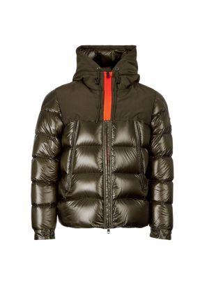 Moncler Jacket | 41992 85 539MM 83J Olive