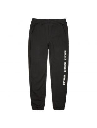 Moncler Joggers 87076 50 V8048 999 Black